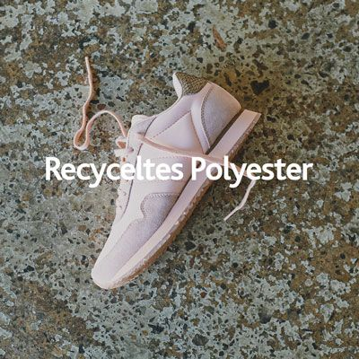 Recyceltes Material