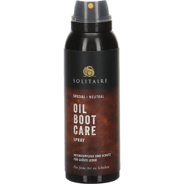 SOLITAIRE Oil Boot Care Spray